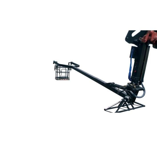 MANITOU Équipement Nacelle Pendulo 3D