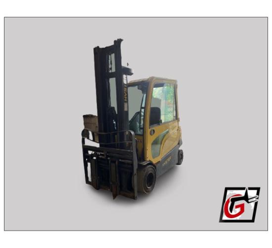 HYSTER J60XN 34-TAG1484