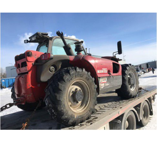 MANITOU MLT 634 TAG-1551