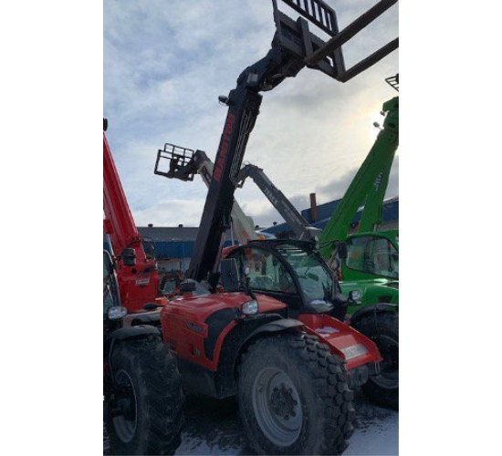 MANITOU MLT 737 TAG-1513