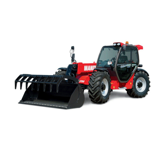 Manitou  MLT 741 TAG 1347