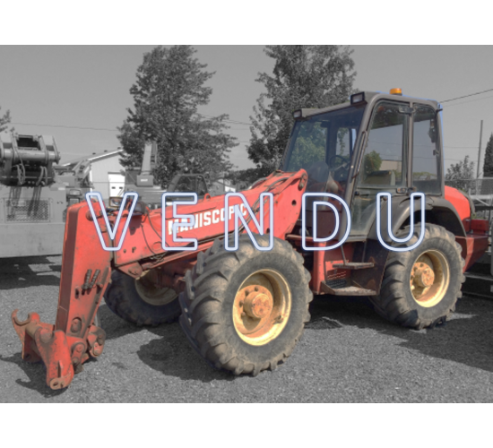 MANITOU  MLT627 / TAG1068