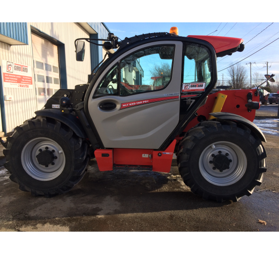 MANITOU  MLT635 / TAG1136
