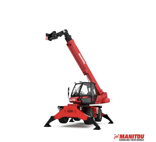 MANITOU MRT  1440 EASY T4 S1 400°