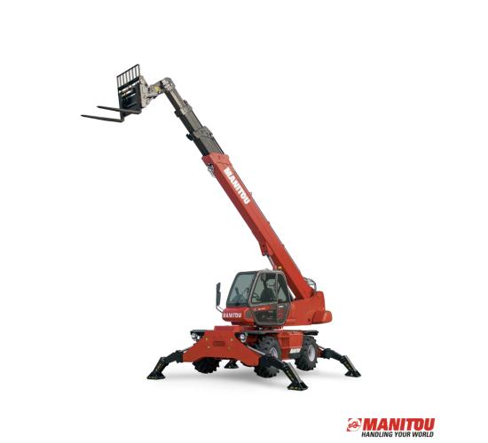 MANITOU MRT 2545 Easy T4 S1 400°