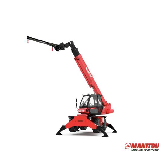 MANITOU MRT  1640 Easy T4 S1 400°