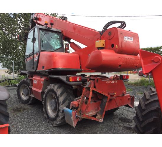 MANITOU  MRT2540 Turbo / TAG1149