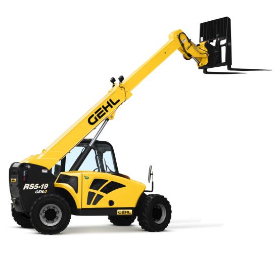 GEHL  RS5-19 TAG 1362